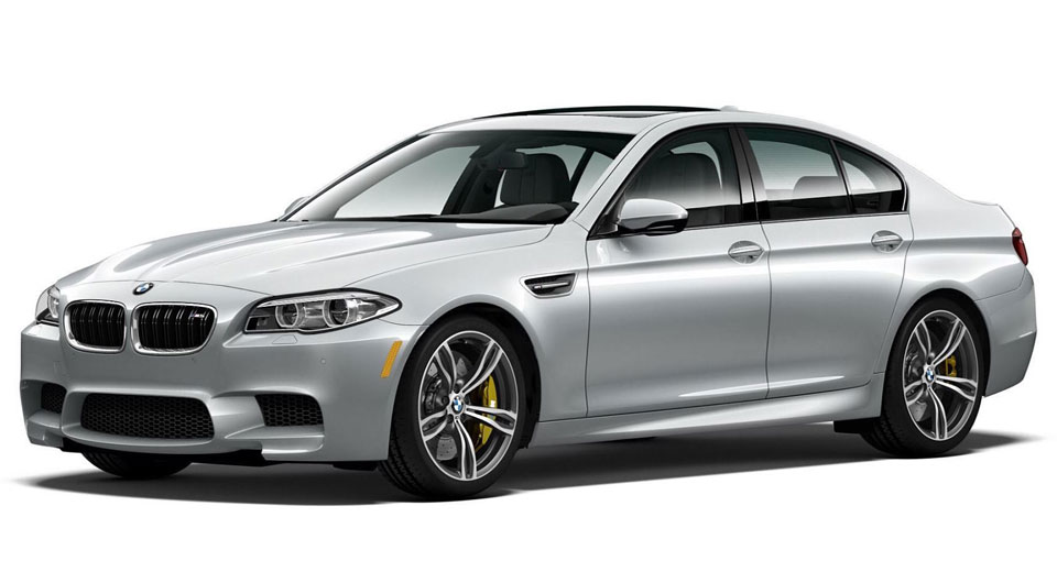 US Set To Receive Limited-Run BMW M5 Pure Metal Silver Limited Edition