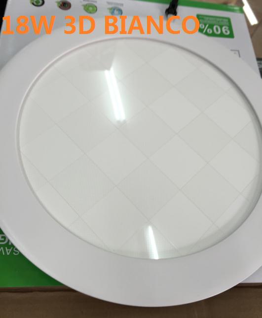 18W 3D LED