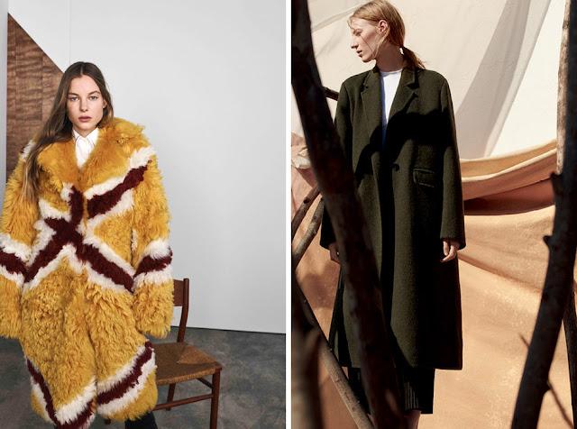 Шуба и пальто для высоких женщин