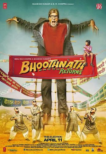 Bhoothnath Returns (2014) Movie Poster