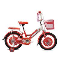 16 pacific doraemon ctb sepeda anak