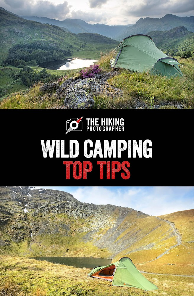 Wild camping tips lake district gear checklist best where
