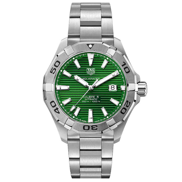 TAG Heuer Aquaracer 300M for Men ref. WAY2015.BA0927