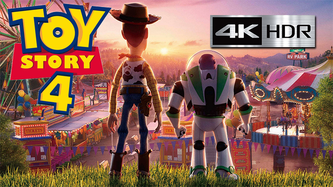 Toy Story 4 (2019) 4K UHD [HDR] Latino-Ingles