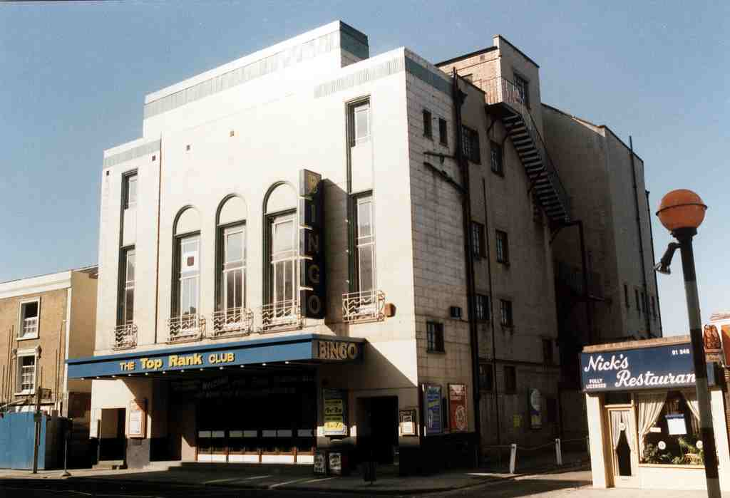 Black hole reviews my local cinemas of the 1970s kingston for The kingston