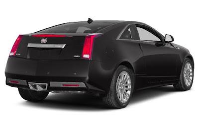 The Cadillac CTS models