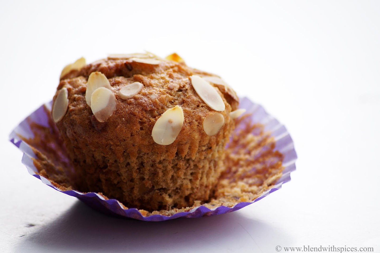 how to make eggless muffins with quinoa, healthy quinoa recipes, blendwithspices.com
