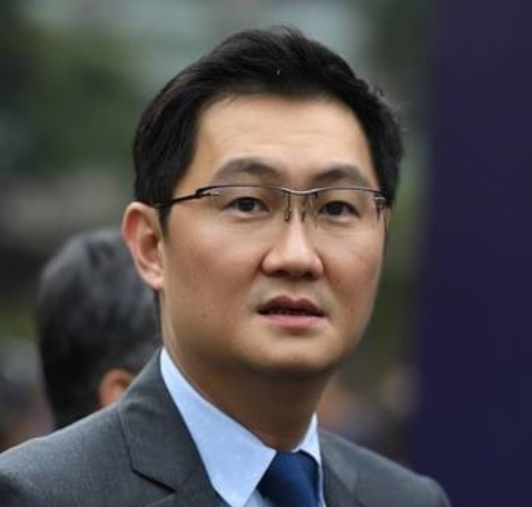 Top Richest People - Ma Huateng