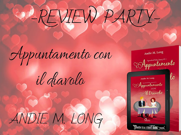 *Review Party* Appuntamento con il diavolo di Andie M. Long [Queen Edizioni]