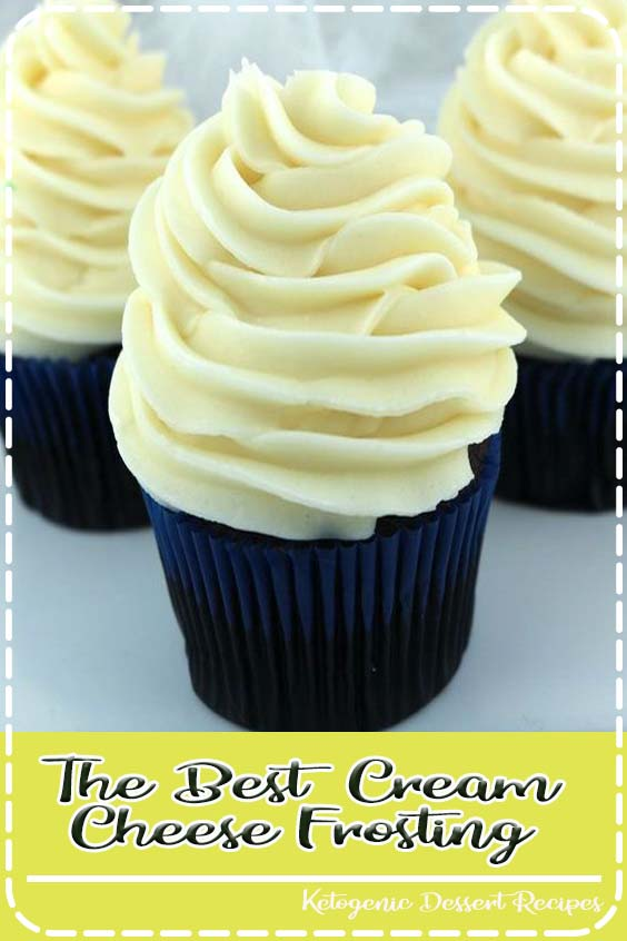 Everyone needs a great cream cheese frosting recipe and our The Best Cream Cheese Frosting The Best Cream Cheese Frosting