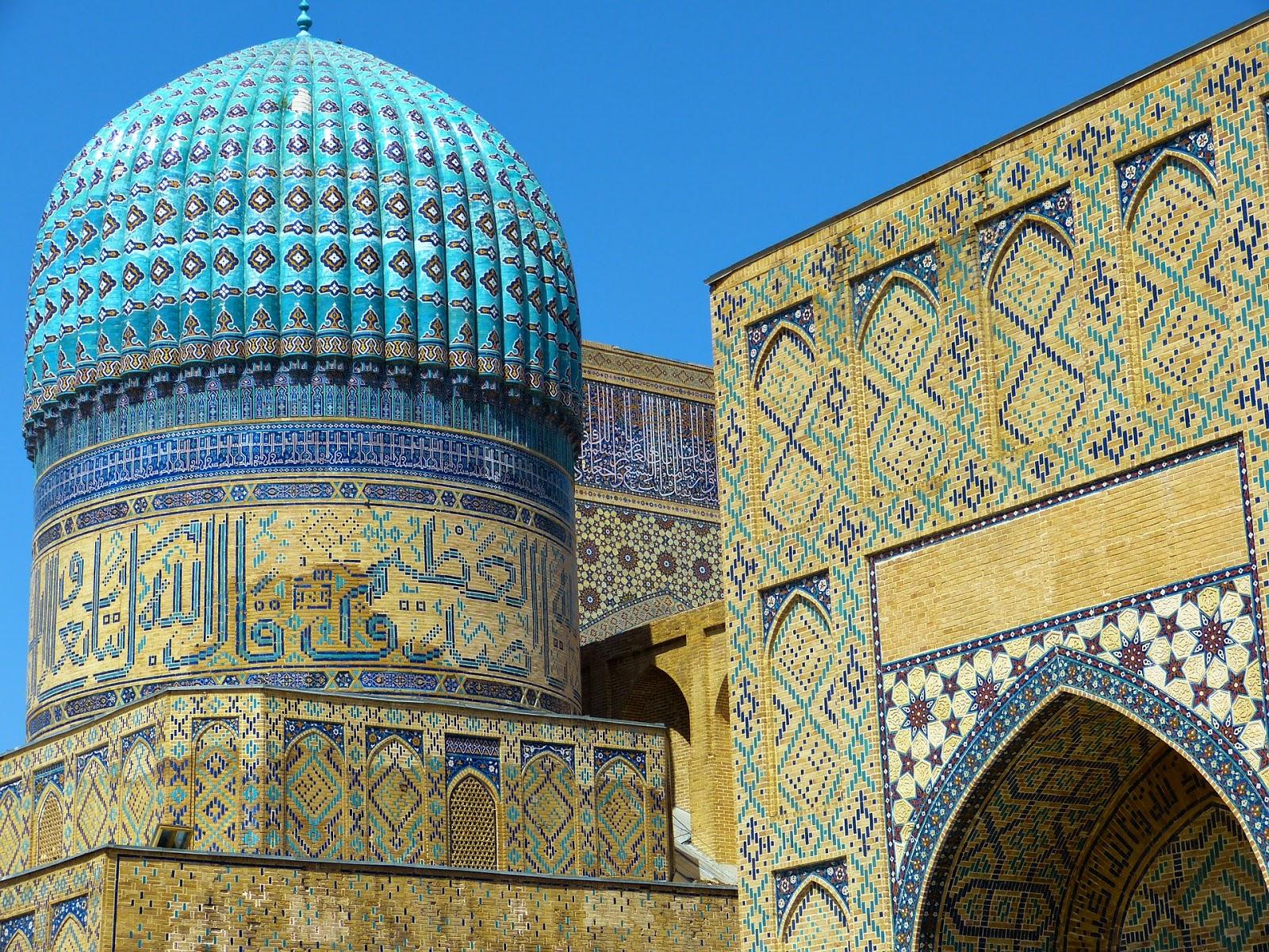 Le Chameau Bleu - Direction l'Ouzbékistan - Asie Central