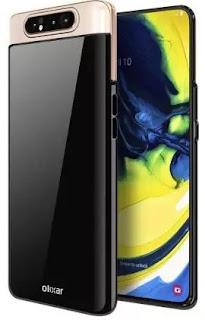 Cara factory Reset Samsung Galaxy A80