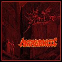 """Το τραγούδι των Antagonist """"Black Sands Of Time"""" από την συλλογή """"Damned and Cursed...To Life on Earth"""""""