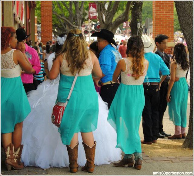 Celebración Quinceañera en Texas