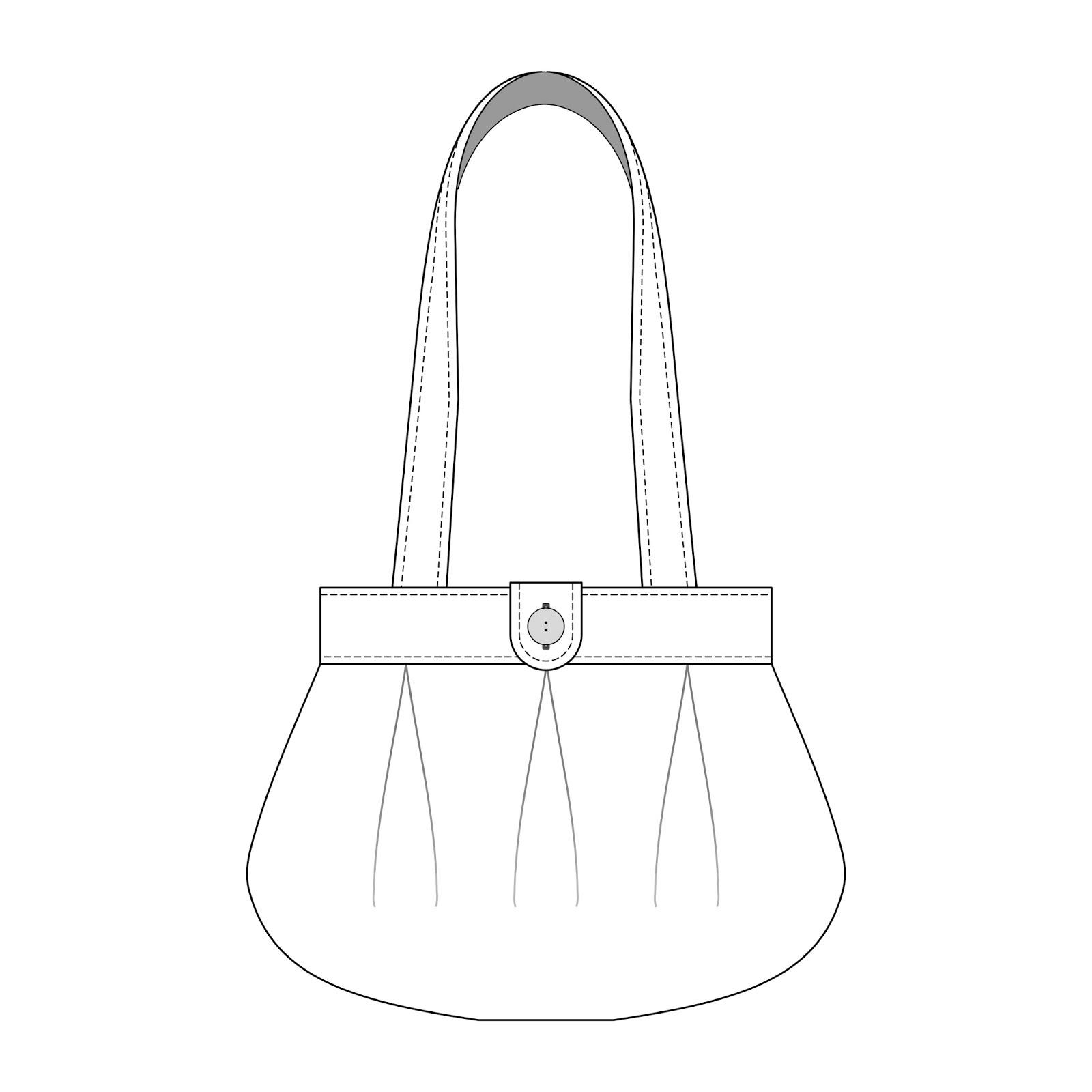 'So, Zo...': Anya Shoulder Bag Pattern
