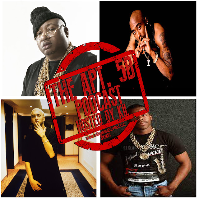 Apt. 5B Podcast Hosted by Kil: Hip Hop Legends Who's Music You Don't Like