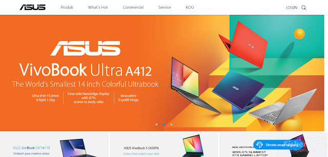 Asus Official Website