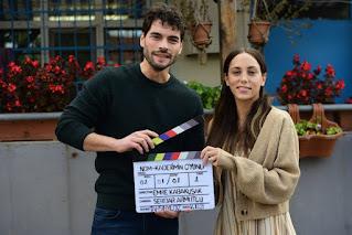 Öykü Karayel și Akın Akınözü in Jocul Destinului