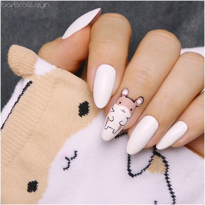 paznokcie w chomiki