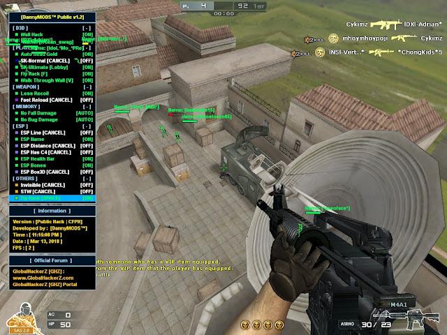 21kmflw [03-13-18] - DannyMODS Public Hack v1.2 Games