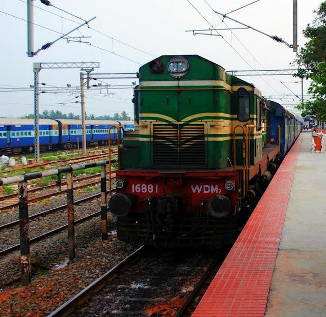 Types-of-locomotive-in-Indian-Railway