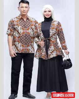 baju pasangan muslim terbaru