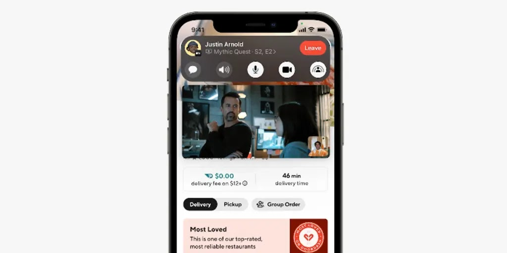 iOS 15 Vitamin FaceTime with cool new features
