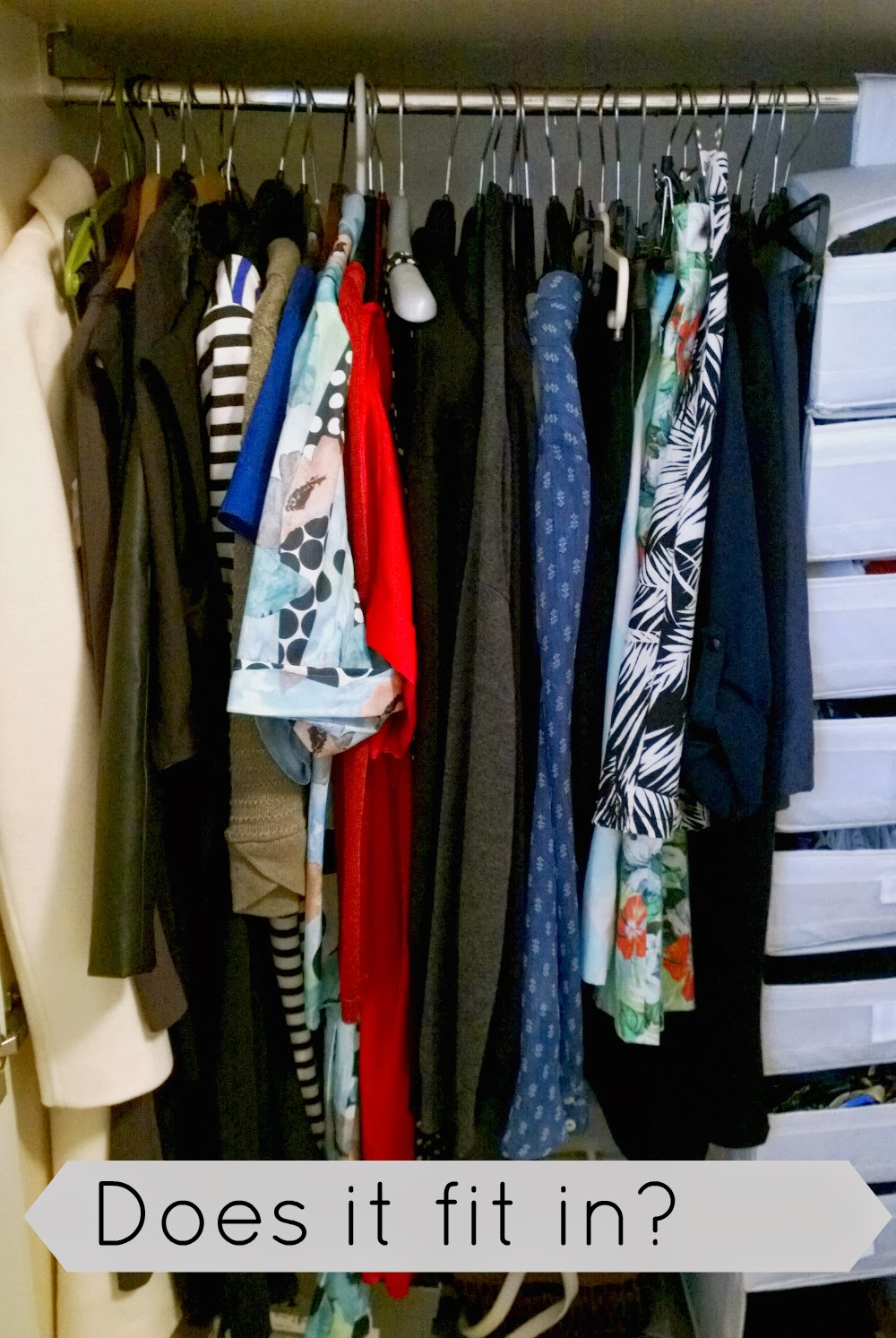 Save Money & Avoid the dreaded Closet Corpses that Clutter your Life & Style: 5 Questions to ask yourself while Shopping - The Closet Conundrum I | Funky Jungle, fashion and personal style blog