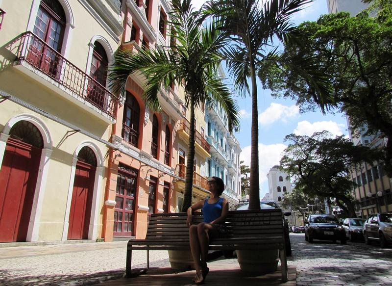 Rua do Bom Jesus, Recife Antigo