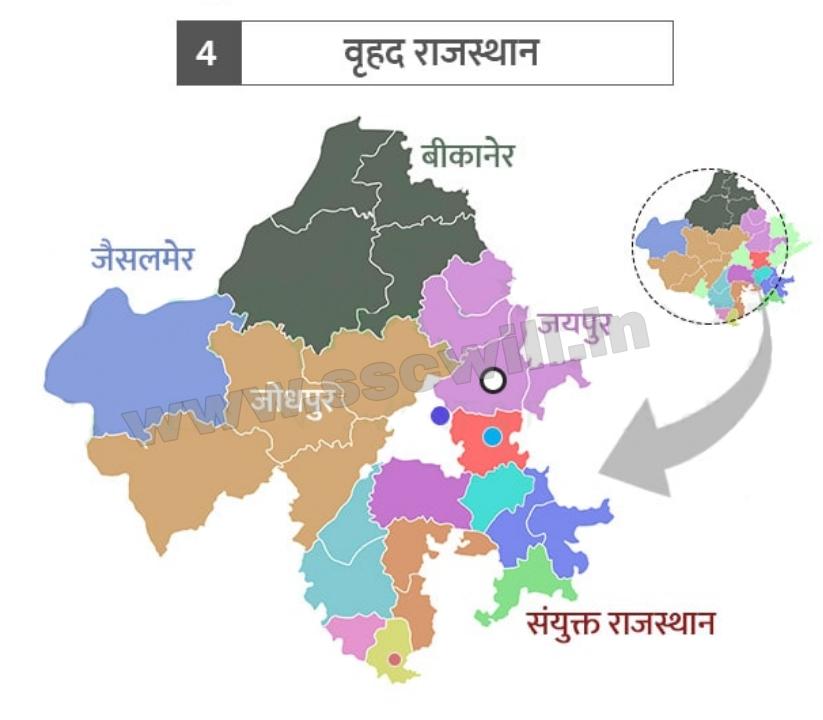 Rajasthan Ka Ekikaran