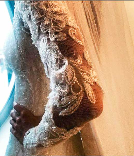 Lala noleto vestido noiva
