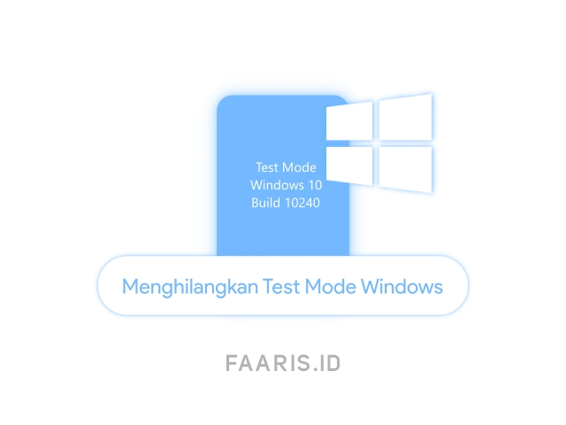 Cara Menghilangkan Test Mode di Windows 10 dan Windows 7