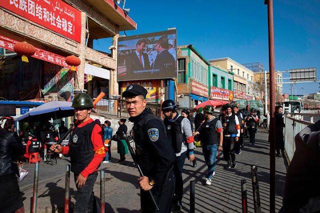 Sau 70 năm, Trung Quốc đã biến thành một quái vật tàn ác nhất thế giới 1