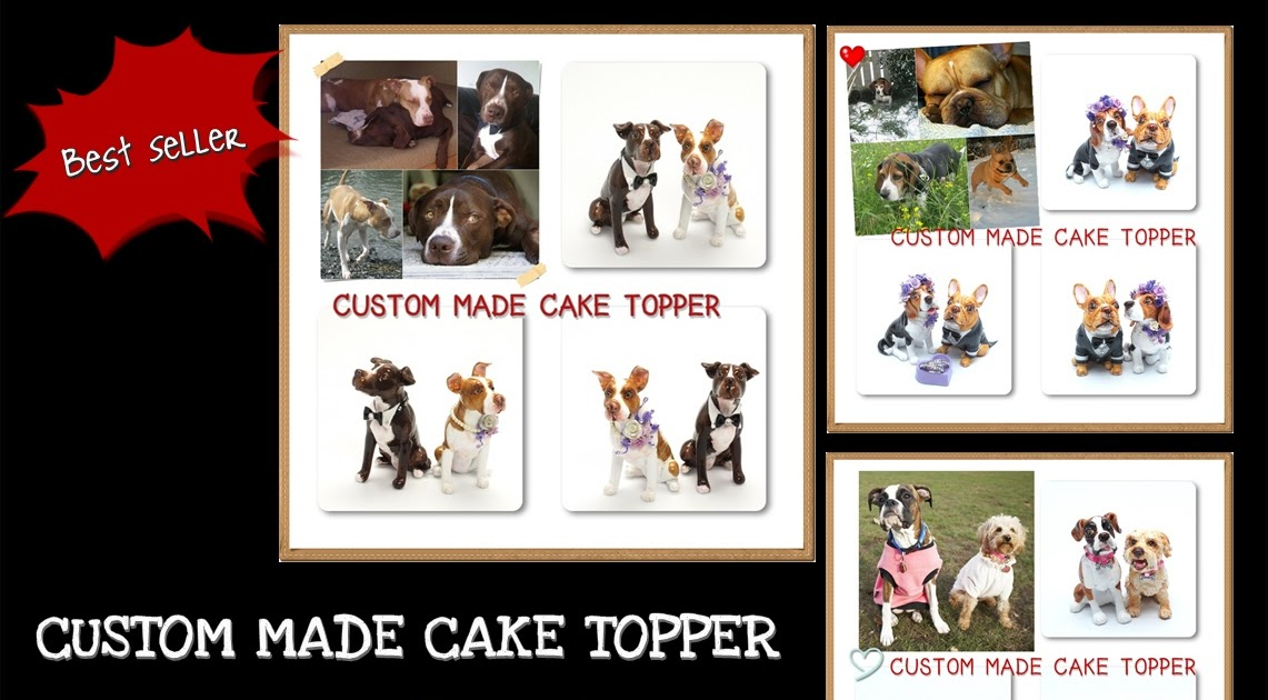 wedding cake toppers custom made madamepommcustomorder wedding cake toppers custom made 26446