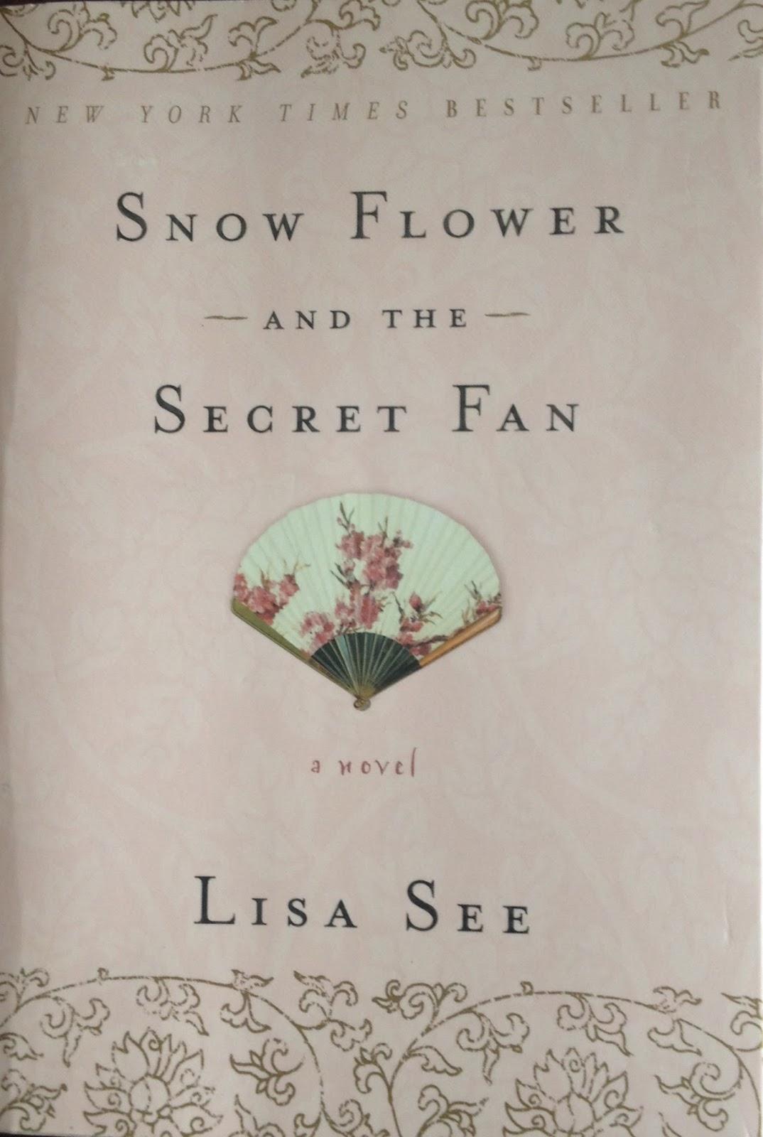 Inner Beauty Snow Flower and the Secret Fan