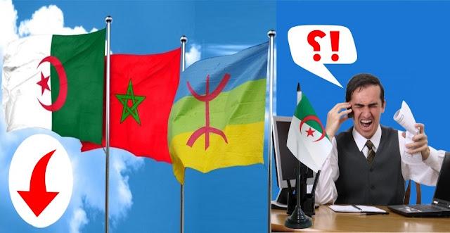 السفارة الجزائرية المغرب امازيغ الفبائل