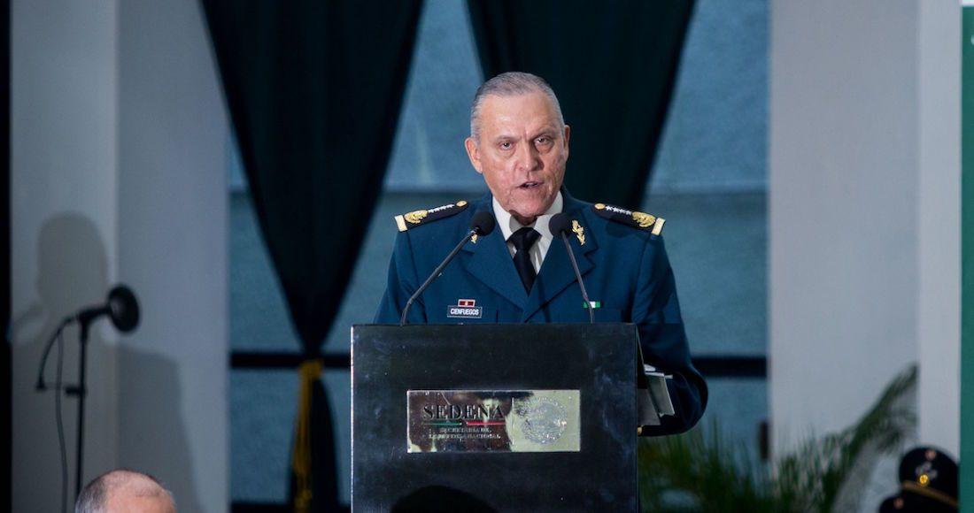 El general Cienfuegos sí es narco, asegura exagente de la DEA