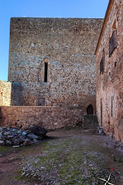 Torre del homenaje Castillo de Montizón