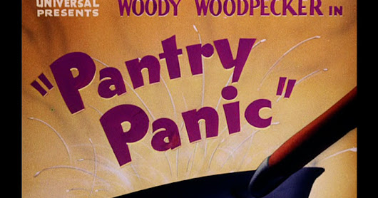 Thanksgiving Special: Pantry Panic (1941)