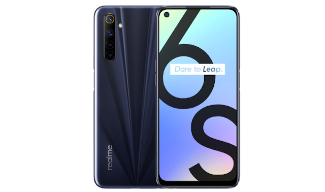 Realme 6s With Quad Rear Cameras, MediaTek Helio G90T SoC Launched: Price, Specifications