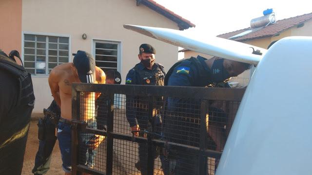 Família é feita refém por criminosos dentro de casa em Porto Velho: VÍDEO