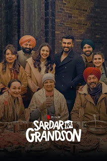 Download Sardar Ka Grandson (2021) Hindi Full Movie 720p 1.2GB HDRip
