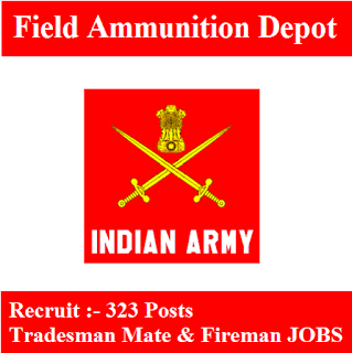 Field Ammunition Depot, Indian Army, Force, Field Ammunition Depot Answer Key, Answer Key, field ammunition depot logo