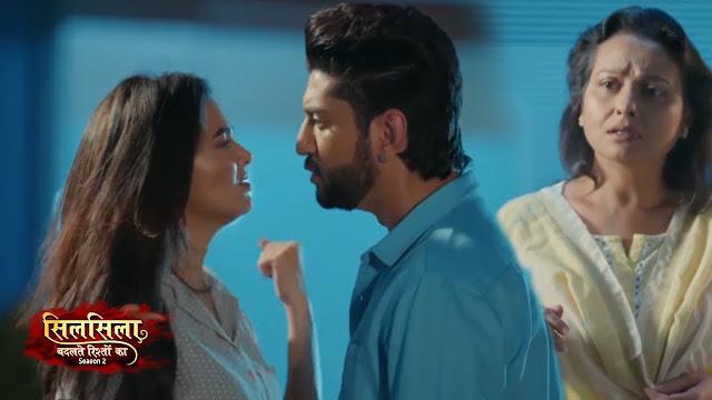 Spoiler Alert : Radhika questions Mishti's closeness with Ruhaan in Silsila Badalte Rishton Ka