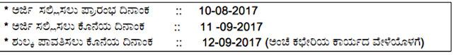 KPSC Recruitment kpsc.kar.nic.in Jobs Exam Notification