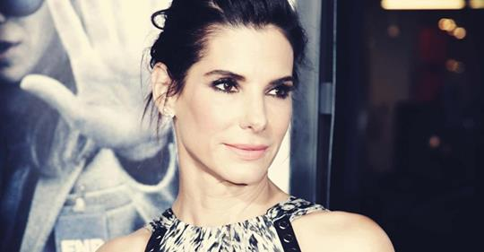 Sandra Bullock Has Been Secretly Donating $1 Million Every Time There's A Humanitarian Crisis