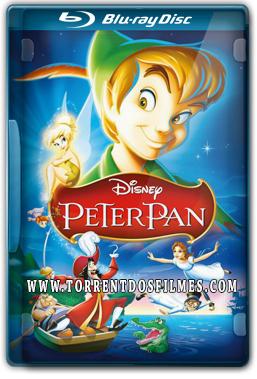 As Aventuras De Peter Pan (1953) Torrent – BluRay 720p | 1080p Dual Áudio 5.1