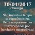 DOMINGO DE REFLEXÃO !!!