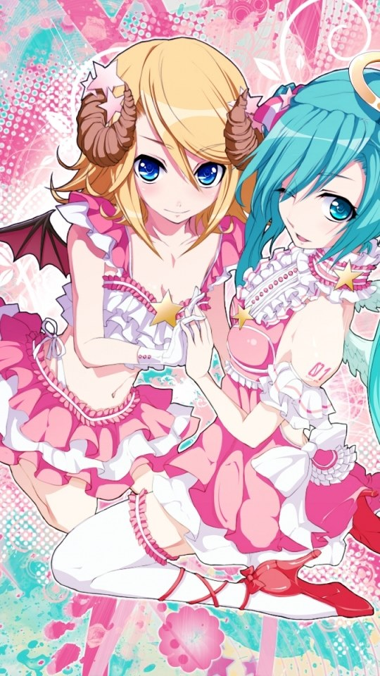 Papel de Parede de Anime 540x960