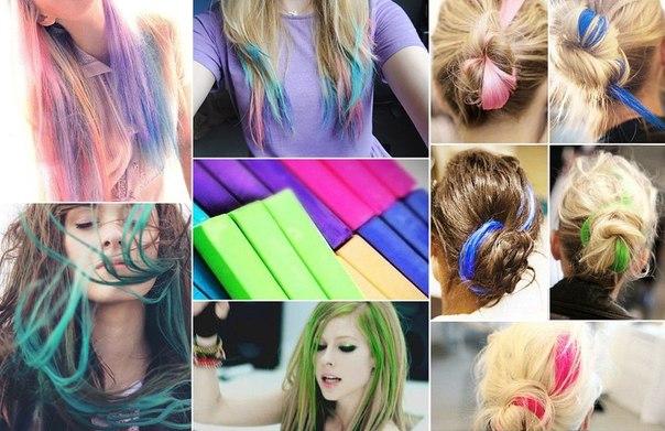Как покрасить волос в домашних условиях 376
